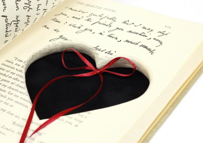 Ring Holder Book Box