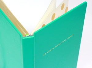 Kate Spade Journal Ring Book